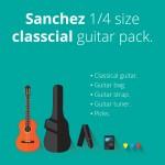 sanchez-quarter-size-classical-pack
